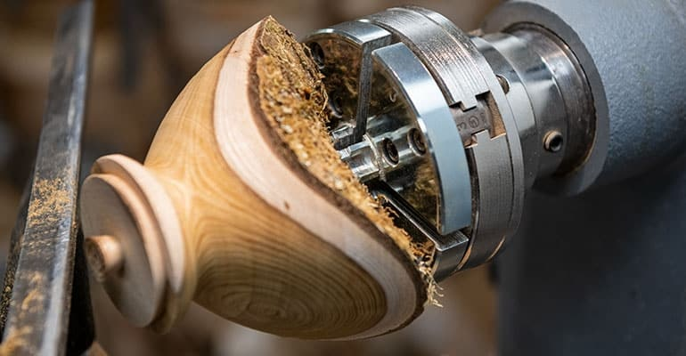 Axminster Woodturning Jaws